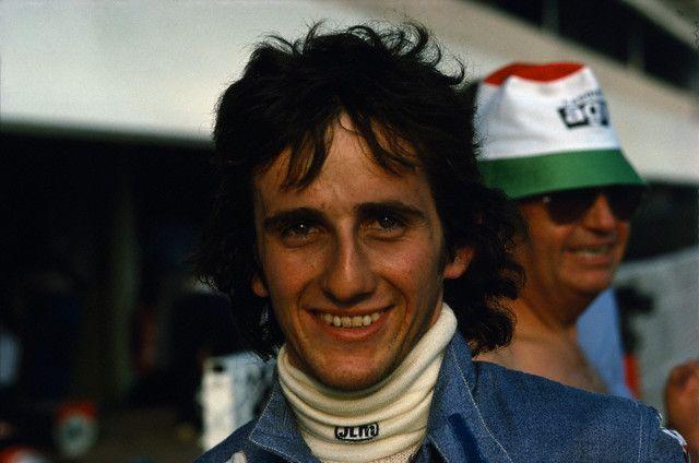 Alain Prost 1976