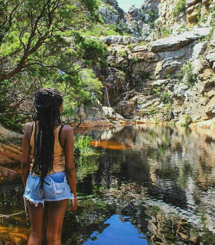 Have you ever hiked to Crystal Pools outside of Gordon's Bay? It's a magnificent experience!  Overnight in nearby Gordon's Bay accommodation https://goo.gl/NeQ5vW   via Love Cape Town