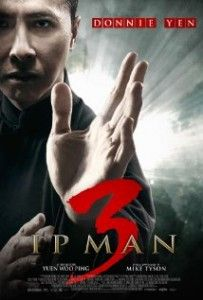 Ip Man 3 is a 2015 Hong Kong biographical martial arts film directed by Wilson Yip, produced by Raymond Wong and written by Edmond Wong. It is the third in the Ip Man film series based on the life of the Wing Chun grandmaster Yip Man and features Donnie Yen reprising the title role. The film also stars Mike Tyson, and Yip Man's pupil Bruce Lee is portrayed by Danny Chan. Principal photography commenced in March 2015 and ended in June that year.  Stream Movie Online…