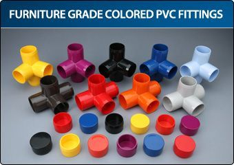 Furniture Grade Color Fittings