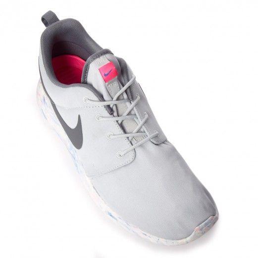 Nike Rosherun Qs 633054-004 Sneakers — Sale at CrookedTongues.com