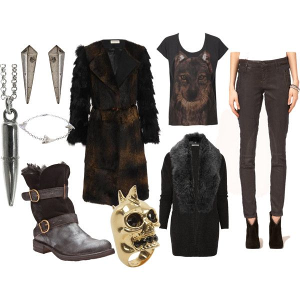 My Werewolf Hunting Outfit