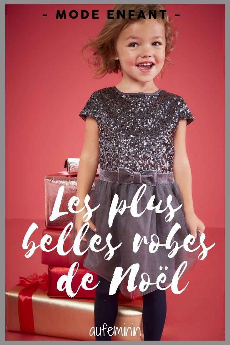 aba02f30bc7f0 Les plus belles robes de Noël pour petites filles sages (ou pas)