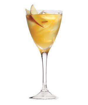 Apple Brandy Cordials drink recipe | Cocktail Recipes | Pinterest ...