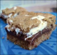 I am definitely going to make time to try these Gluten-Free, Dairy-Free S'mores Bars.