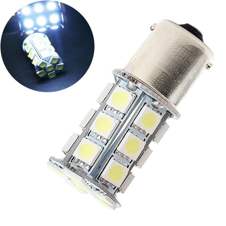 200Pcs 5050 24SMD 1156 BA15S 1157 BAY15D 3156 3157 7440 7443 Backup Light 5050 24 LED Turn Lights Signal Light Stop Lamp Lights
