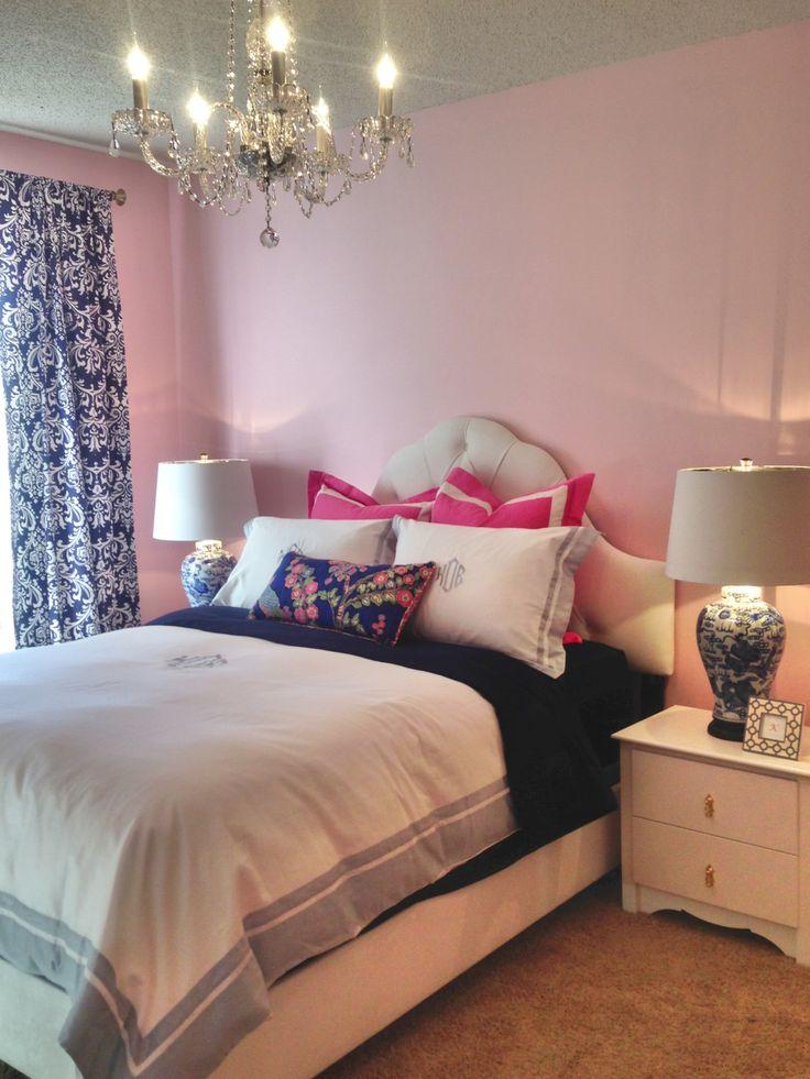 best 25 preppy bedroom ideas on pinterest preppy bedding preppy dorm room and monogram bedroom On preppy bedroom