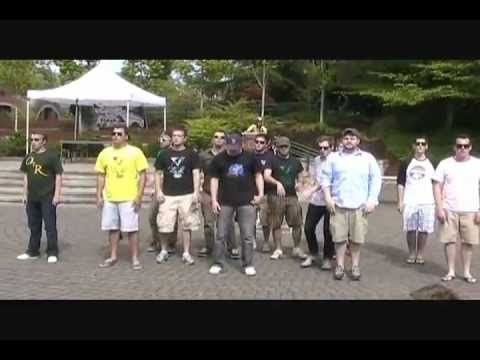 On The Rocks - Never Gonna Give You Up - 5/7/10 - YouTube
