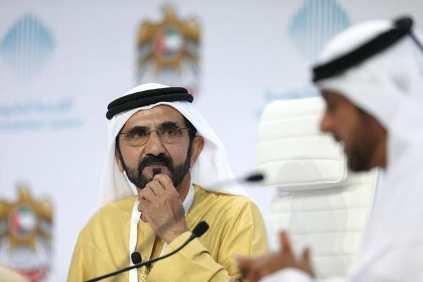 Emirates Food Bank launched by Sheikh Mohammad bin Rashid Al Maktoum