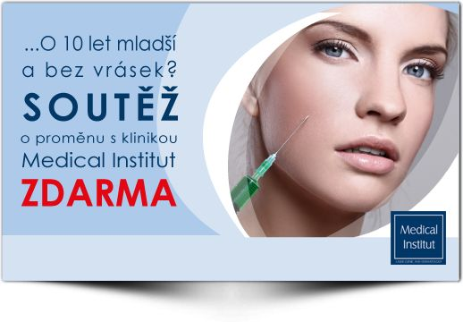 Soutěž o proměnu ZDARMA - Medical Institut