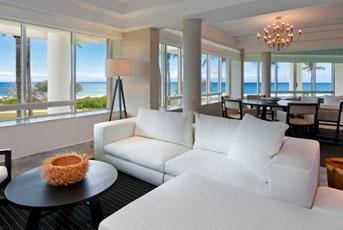 Royal Suite at the Sheraton Mirage Gold Coast