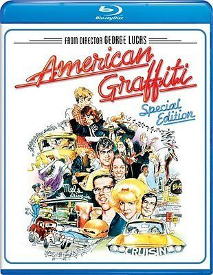 American Graffiti (Blu-ray/dvd Disc, 2011)  BRAND NEW FREE SHIPPING