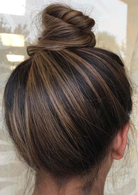 Stylish Top Bun-Up-Updo Styles for Stylish Women 2019 See and be inspired – Trend2019
