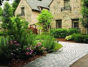 Front Yard Landscape Designs: Front Gardens, Home Ideas, Frontyard, Landscape Design, Front Landscape, Curb Appeal, Front Yard Design, Landscape Ideas, Front Yard Landscape