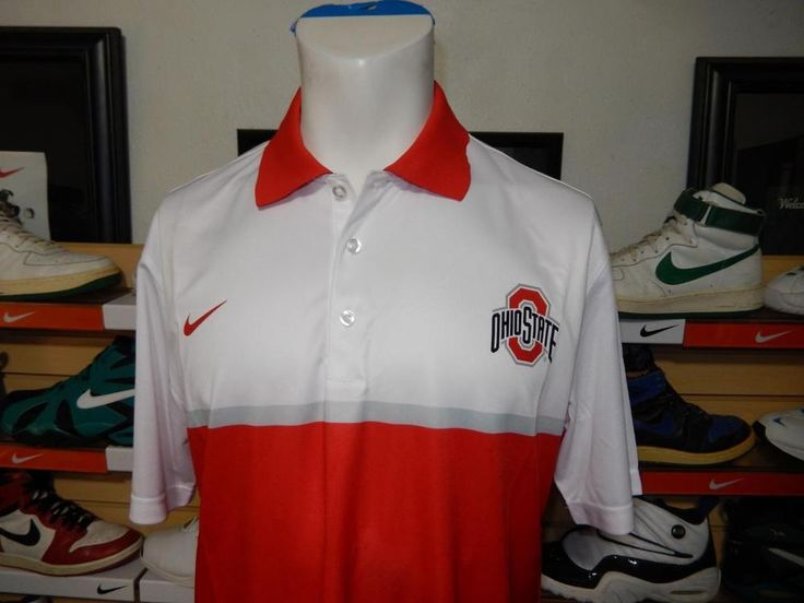 41 best vintage nike items images on pinterest vintage for Ohio state golf shirt