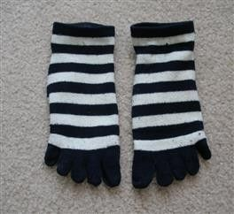Excellent quaility. Great Fit. Never used. Guaranteed to deliver fresh, fancy footwork in the rain or sunshine. I can't believe it's not butter! 6 white stripes per sock or your money back. 2 socks.