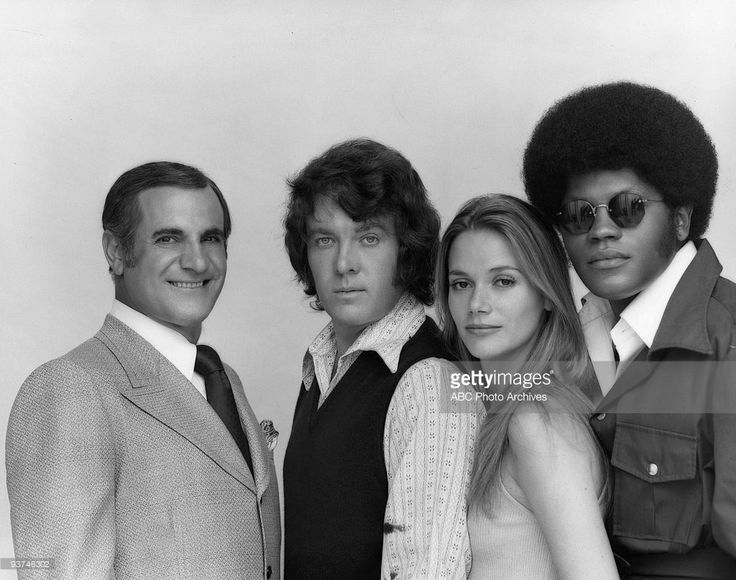 SQUAD - Gallery (1972) Tige Andrews, Michael Cole, Peggy Lipton, Clarence Williams III