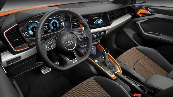 2020 Audi A1 Interior Audi A1 Audi High Performance Cars