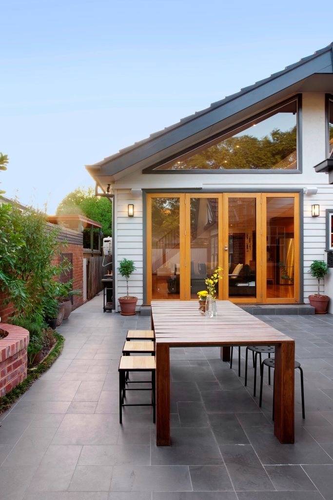 Californian Bungalow Extension Sync Design Melbourne