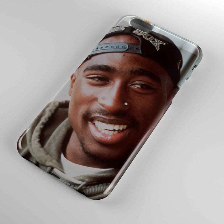 2pac tupac cover for iphone and samsung galaxy case