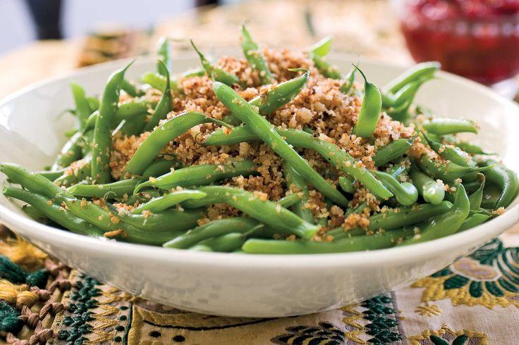 Fresh Green Bean Casserole