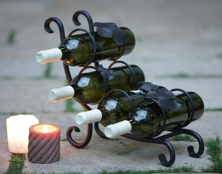 stojan na vino voluta 48 €