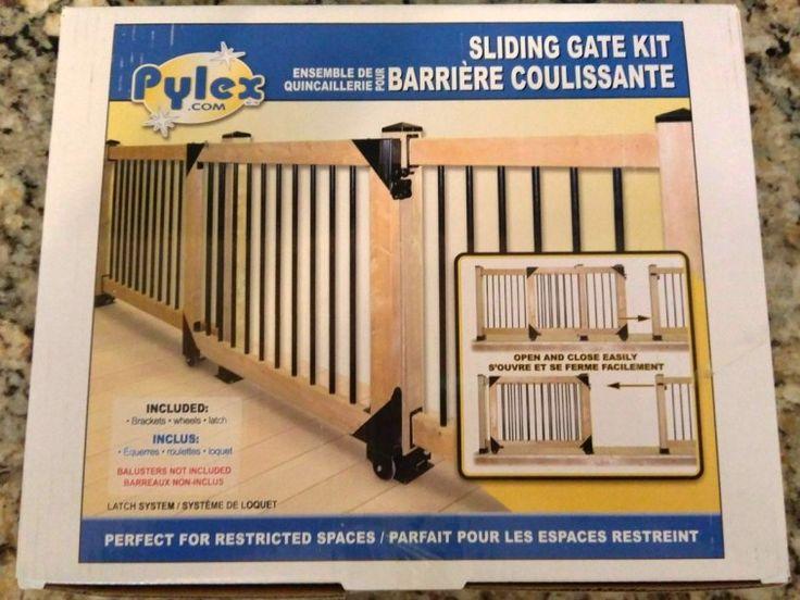 Best Pylex Sliding Gate Kit Review Deck Gate Sliding Gate Deck 400 x 300