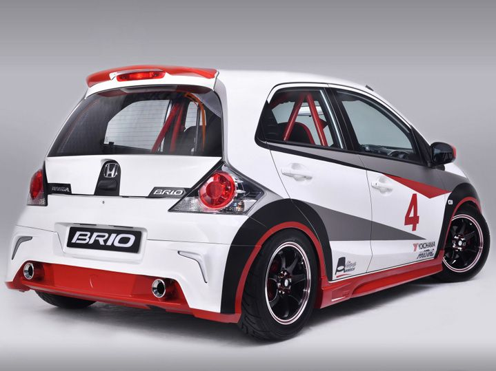 Honda Brio Club Racer Concept 2013
