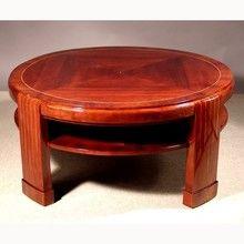 Coffee table by Sue et Mare, circa 1928