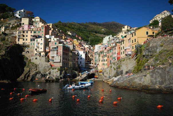 Cinque Terre, Italy. Credit: Garth Spackman
