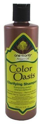 One N Only Argan Oil Shampoo Color Oasis Clarifying 12oz (2 Pack) * Read more  at the image link.