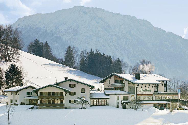 Silvester in Ruhpolding, Bayerische Alpen 3 Nächte 297.-
