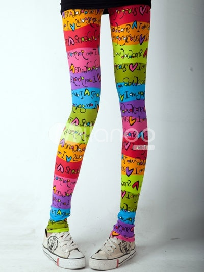 Great leggings for Maddie! LOVE