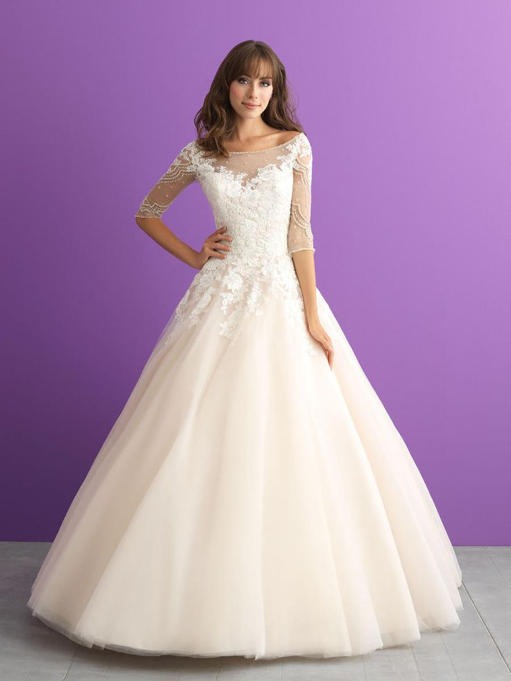 71 best Allure Bridal Gowns in Stock images on Pinterest | Wedding ...