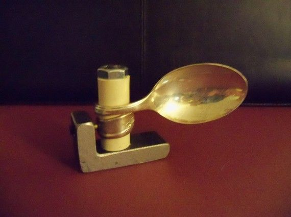 Fabricación de deber cuchara anillo Bender pesada por verns66