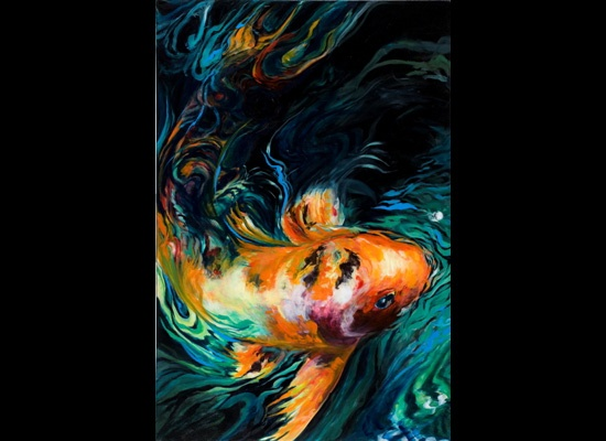 10 best koi visse images on pinterest fish paintings for Koi fish australia