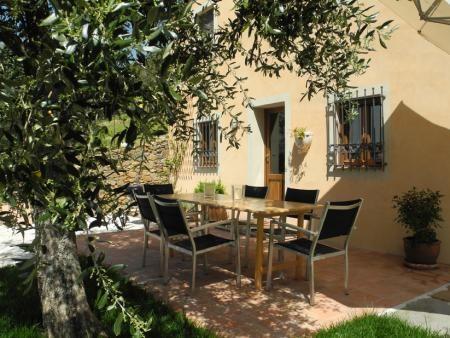 Italien - eine Ferienwohnung bei Pisa, die Petras Freunden gehört