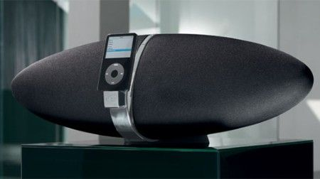 Zeppelin ipod dock