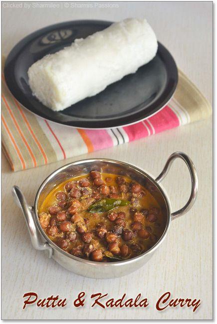 Kuzha Puttu Kadala Curry Recipe and a lot of other recipes for the Keralite dish, Puttu.