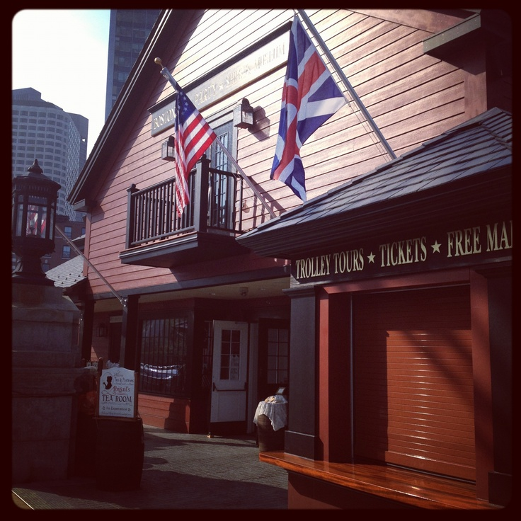 Boston Vacations Ideas: The Boston Tea Party~House Of History, LLC.