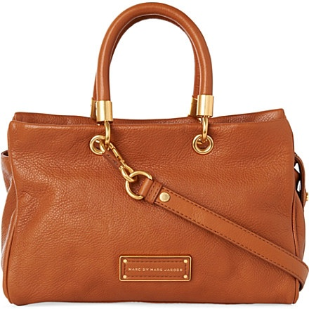 MARC BY MARC JACOBS Too Hot to Handle satchel (Rum
