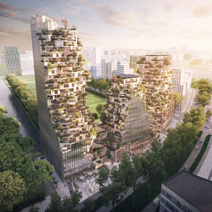 MVRDV wins competition to design Ravel Plaza development