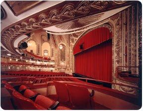 Cadillac Palace Theatre in Chicago, IL
