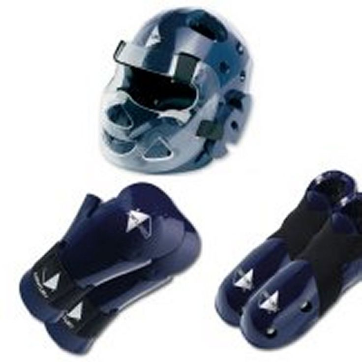 Century Karate Sparring Gear Combo Set with Full Head Gear and Mask