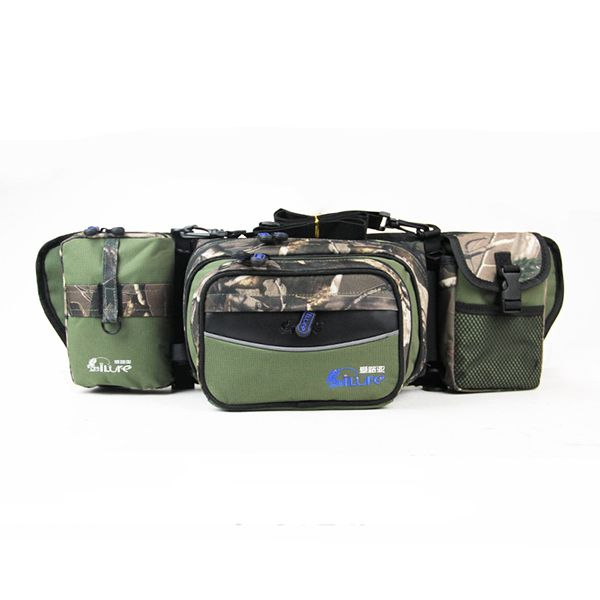 61x18x14 CM Multifunctional Fishing Rod Bag Waist Bag Fishing Tackle Bag #fishingbag #tacklebag #fishbag