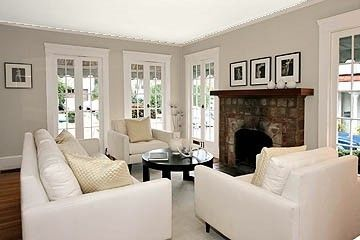 Cape Hatteras Sand, Benjamin Moore - really like this paint color