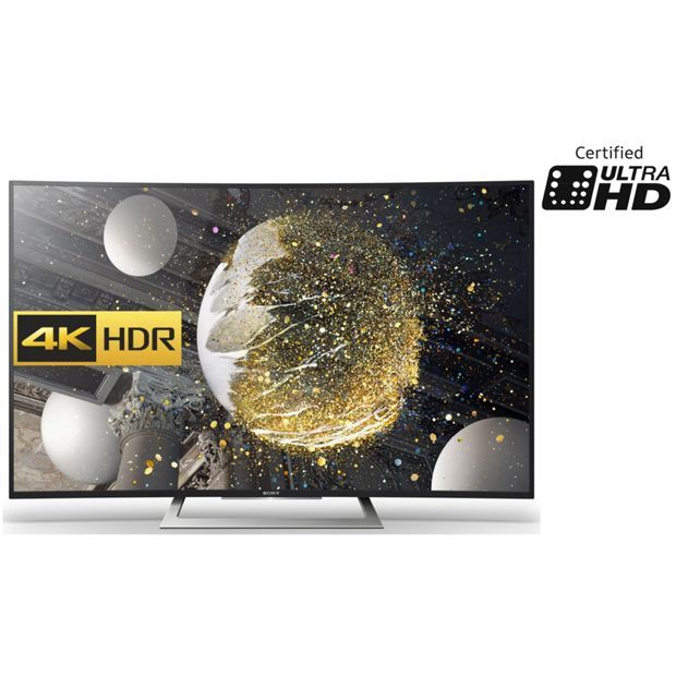 Buy Sony KD50SD8005 50 Inch Android 4K HDR Ultra HD Curved TV at Argos.co.uk - Your Online Shop for Televisions, Televisions and accessories, Technology.