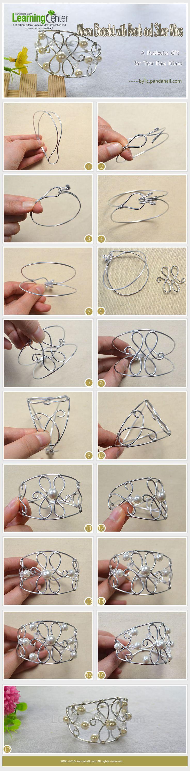 842 best wire jewelry images on Pinterest | Jewelry ideas, Diy ...