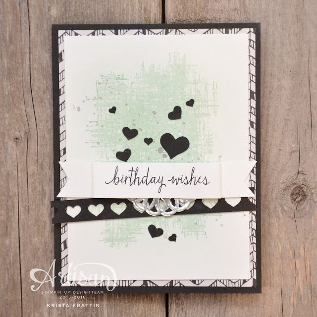 Stampin' Dolce: Birthday Wishes Card - TGIFC40