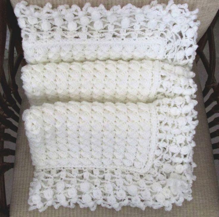 167 mejores imágenes sobre baby blankets en Pinterest | Mantas de ...